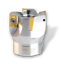 50mm-125mm BAP 400R Face Mill Cutter Milling Carbide Insert APMT 1604 PDER CNC