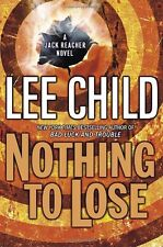 Jack Reacher: Nothing to Lose No. 12 by Lee Child (2008, Hardcover)