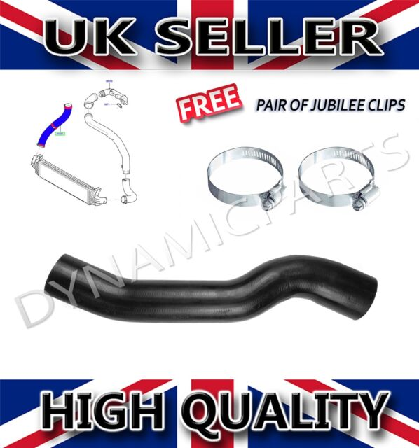FORD FOCUS MK2 2004-2012 C-MAX 1.6 TDCi INTERCOOLER TURBO HOSE PIPE 6M516K863GC