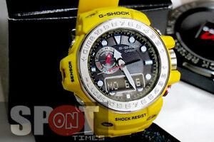 Casio G-Shock Gulfmaster Multiband 6 Solar Men s Watch GWN-1000-9A ... 5d2ee5f967ae