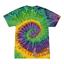 Tie-Dye-Kids-T-Shirts-Youth-Sizes-Unisex-100-Cotton-Colortone-Gildan thumbnail 22