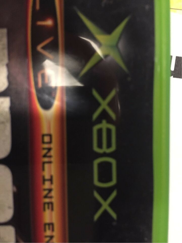 Spil til Xbox, Xbox, action