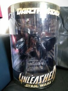 HASBRO-Darth-Vader-Unleashed-New-10-Star-Wars-Figure-2005