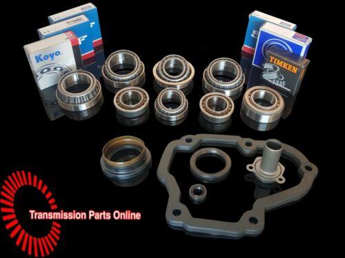 OA4 VW Skoda 5 Speed 0A4 Gearbox Bearing & Oil Seal Rebuild Kit ...