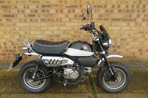 HONDA-Z125-MA-K-WITH-EXTRAS
