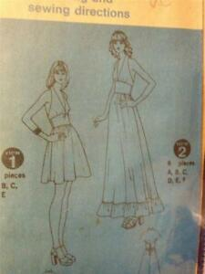 Simplicity-Sewing-Pattern-5672-Misses-Ladies-Dresses-No-Packaging-Size-10