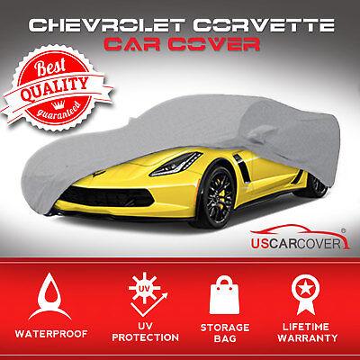 4 Layer Full Coverage Custom Fit Car Cover for Chevrolet Chevy Corvette C3