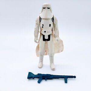 Vintage-1980-Star-Wars-HOTH-SNOWTROOPER-Figure-Complete-Original-Rifle-NO-REPRO