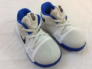 77ad068acef0 Image is loading Nike-Kyrie-3-Size-6-Toddler-Basketball-Shoes-