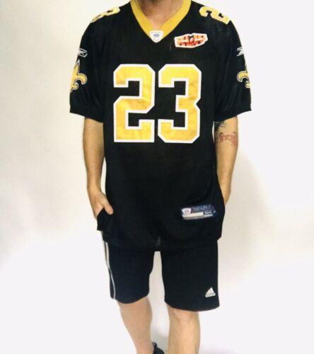BNWT New Orleans Saints Nfl Reebok Shirt Men's L XL Sports American Football 23