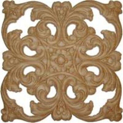 Oak Pressed Wood Ornament W35777