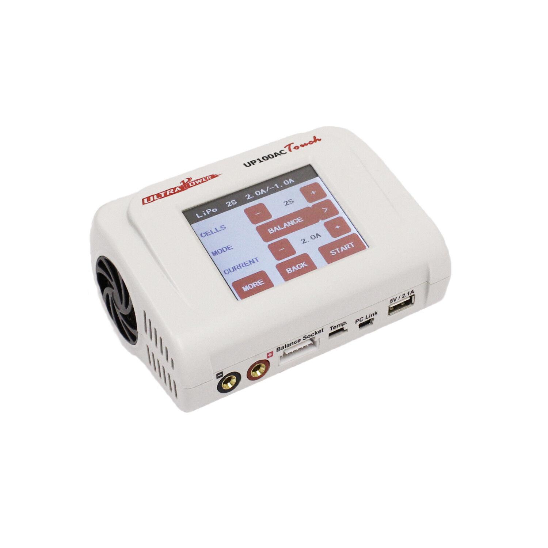 UltraPower UP100AC Touch 100W Multi-Química AC DC Cargador