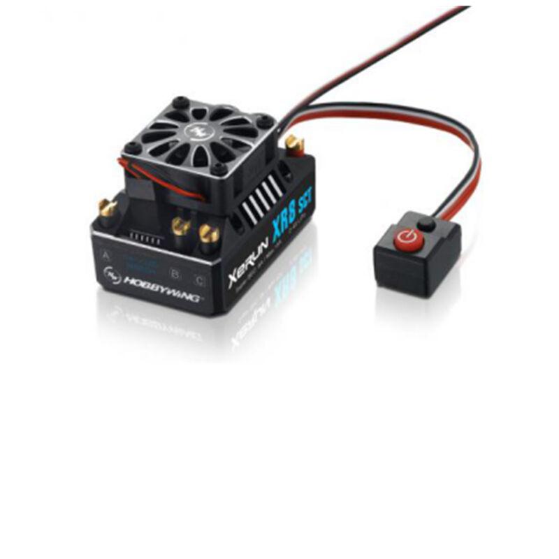 Hobbywing XR8 SCT 140A Sensorojo sin escobillas ESC Speed Controller 1 8 1 10 Traxxas