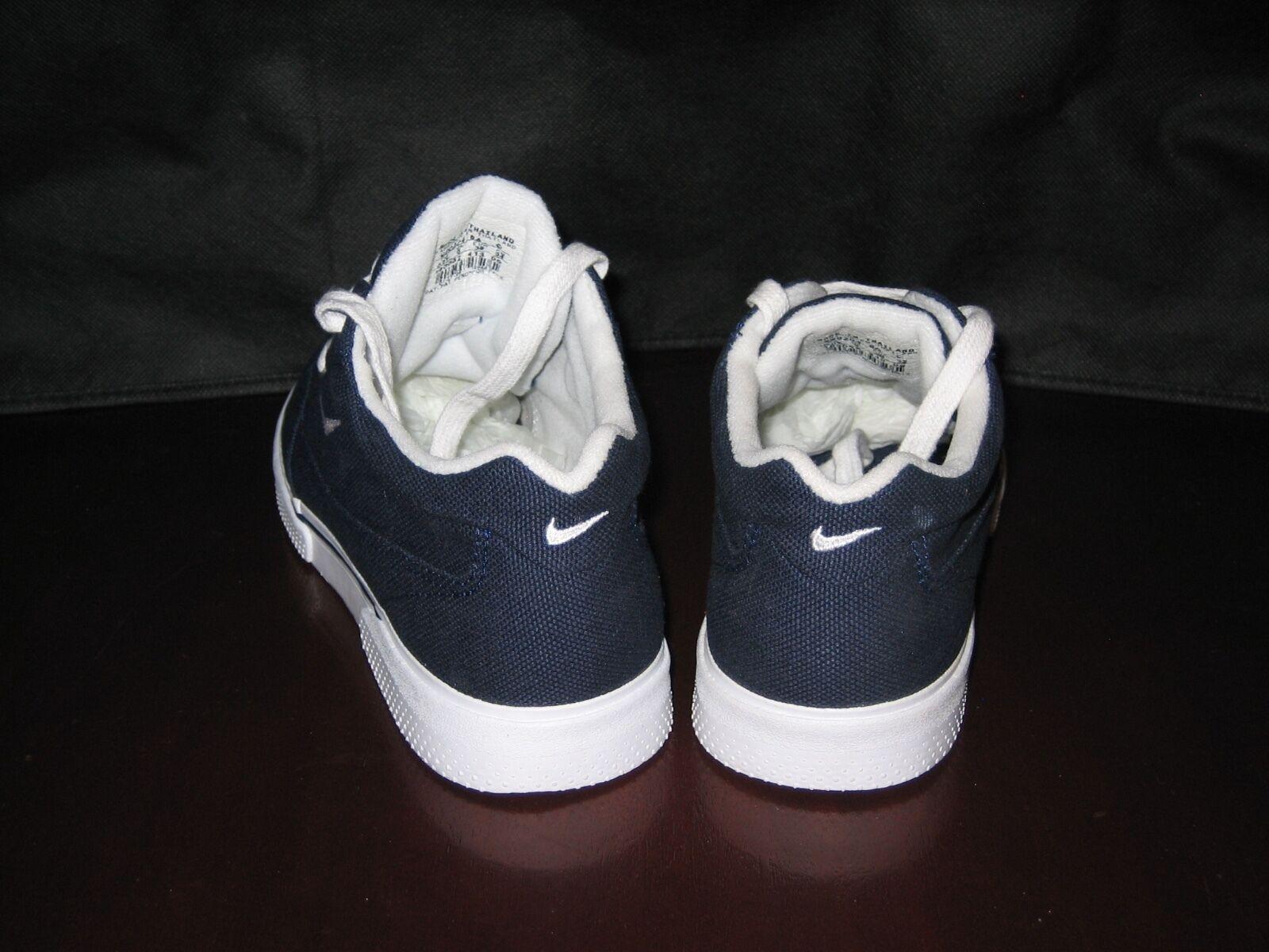 Nike Canvas NIB GTS USA 5,5  NIB Canvas NOS vintage ORIGINAL Turnschuhe skate urban denim air 354d39