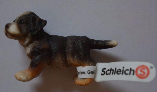 Schleich Sammelfiguren Berner Sennenhund Welpe 16344 Hund Tiere Spielzeug