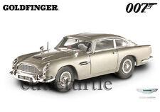 Hot Wheels Elite Goldfinger Movie 007 James Bond Aston Martin DB5 1:43 BLY26