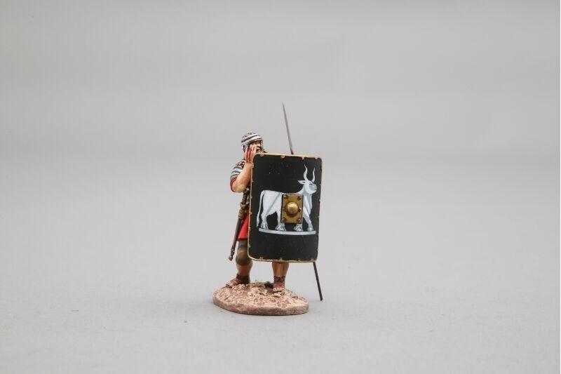 THOMAS GUNN ROM010C - Bull's-Eye  (9th legion) Painted Diecast Metal