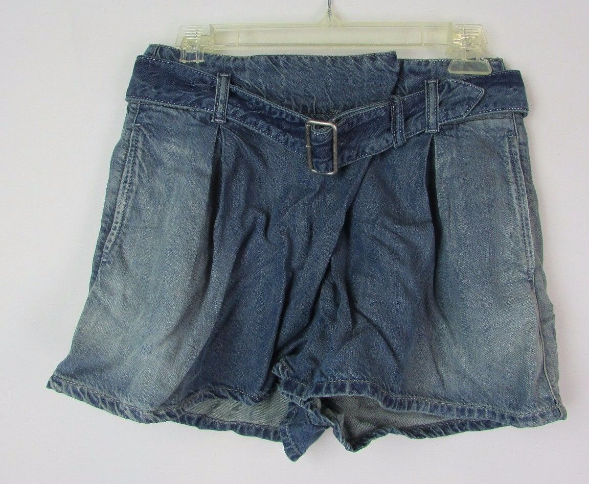 Diesel Women's DE Janit Denim Jeans Shorts Sizes 24 25 26  MSRP  198