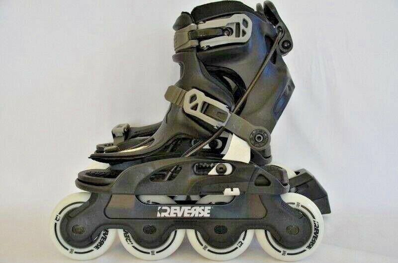 7 M 5 Reverse Inline Gary Skate 4 5 Assembly Size Medium 8 Sports NEW 5 Black W yv8wmON0n