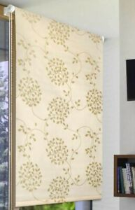 Motif-Side-Pull-Roller-Blind-with-Chain-Pull-Blinds-Pleated-Blind