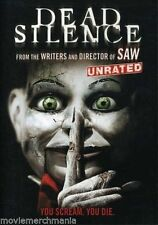 Dead Silence (DVD, 2007, Unrated, Anamorphic Widescreen)