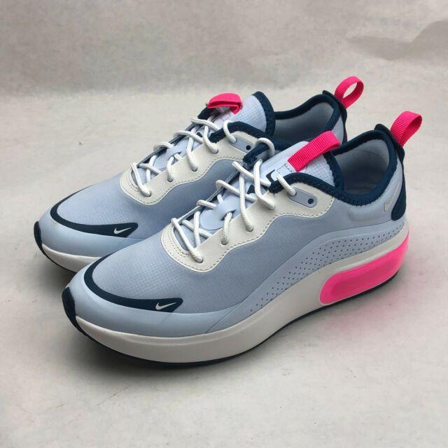 gloria Revisión Flor de la ciudad  Nike W Air Max Dia Aq4312-401 Half Blue Pink White Size 7 US for sale  online   eBay