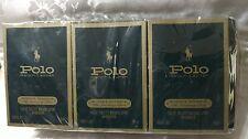 Lot of 12 Ralph Lauren Polo Modern Reserve edt travel spray sample vials