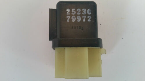 NISSAN RELAY BLACK 25230-79972