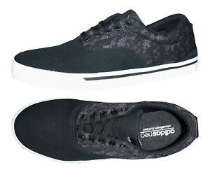 Adidas-Neo-Park-ST-Classic-W-Damen-Sneaker-Canvas-Freizeitschuhe-schwarz-Gr-42