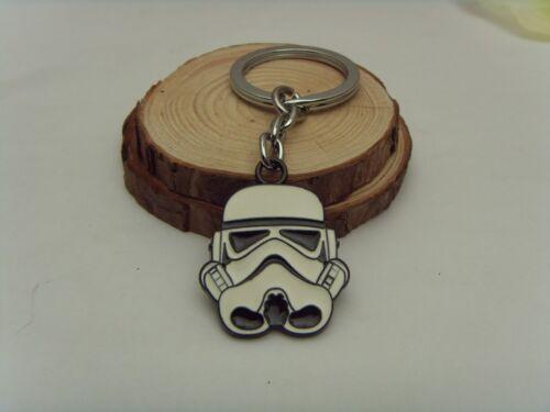 Llavero Réplica Casco Soldado Imperial Key Chain Stormtrooper