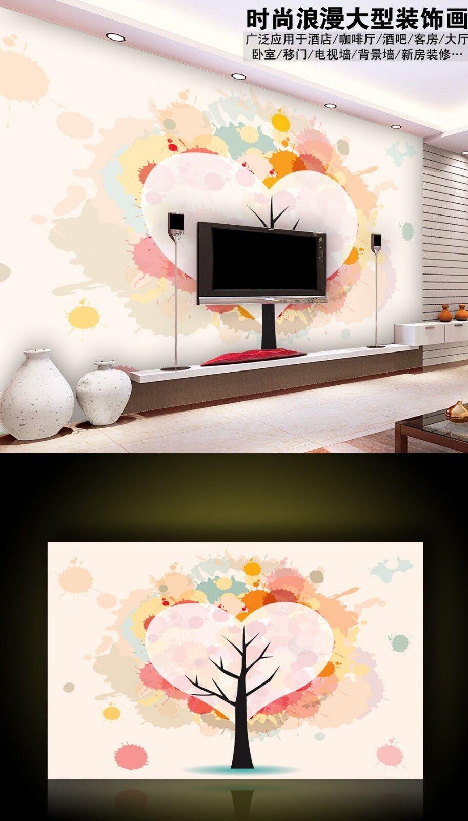3D Doodle Baum Zweige 69 Tapete Tapeten Mauer Foto Familie Tapete Wandgemälde DE