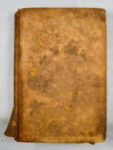 Historic-Doubts-Relative-To-Napoleon-Buonaparte-Antique-Book-1853-NY-O-AS-IS
