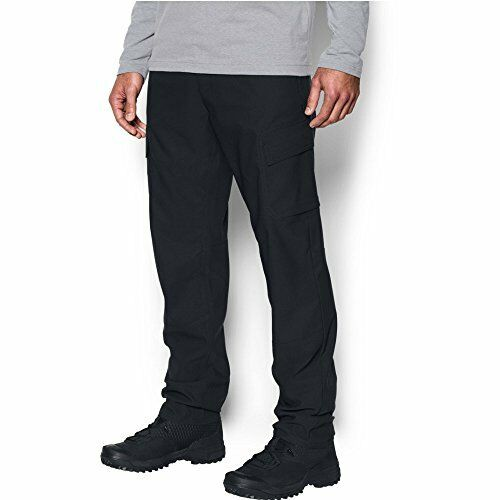 709a1cedce0a Under Armour Storm Tactical Covert Cargo Pants Men s 32x30 Black 1291434 001  for sale online