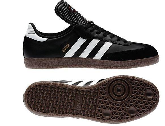Adidas Samba Classique Never Gets Old Toujours Dernier -black-13