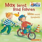 Mein Freund Max: Max lernt Rad fahren / Max kocht Spaghetti von Christian Tielmann (2014)