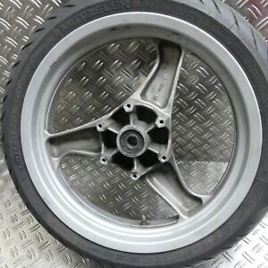 BMW R 1100 Rs, Rt, R Front Wheel 3.50x 17 VP 44977