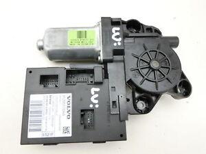 Window-Regulator-Motor-Left-Front-for-Volvo-V50-Mw-04-07-Estate-31295170A