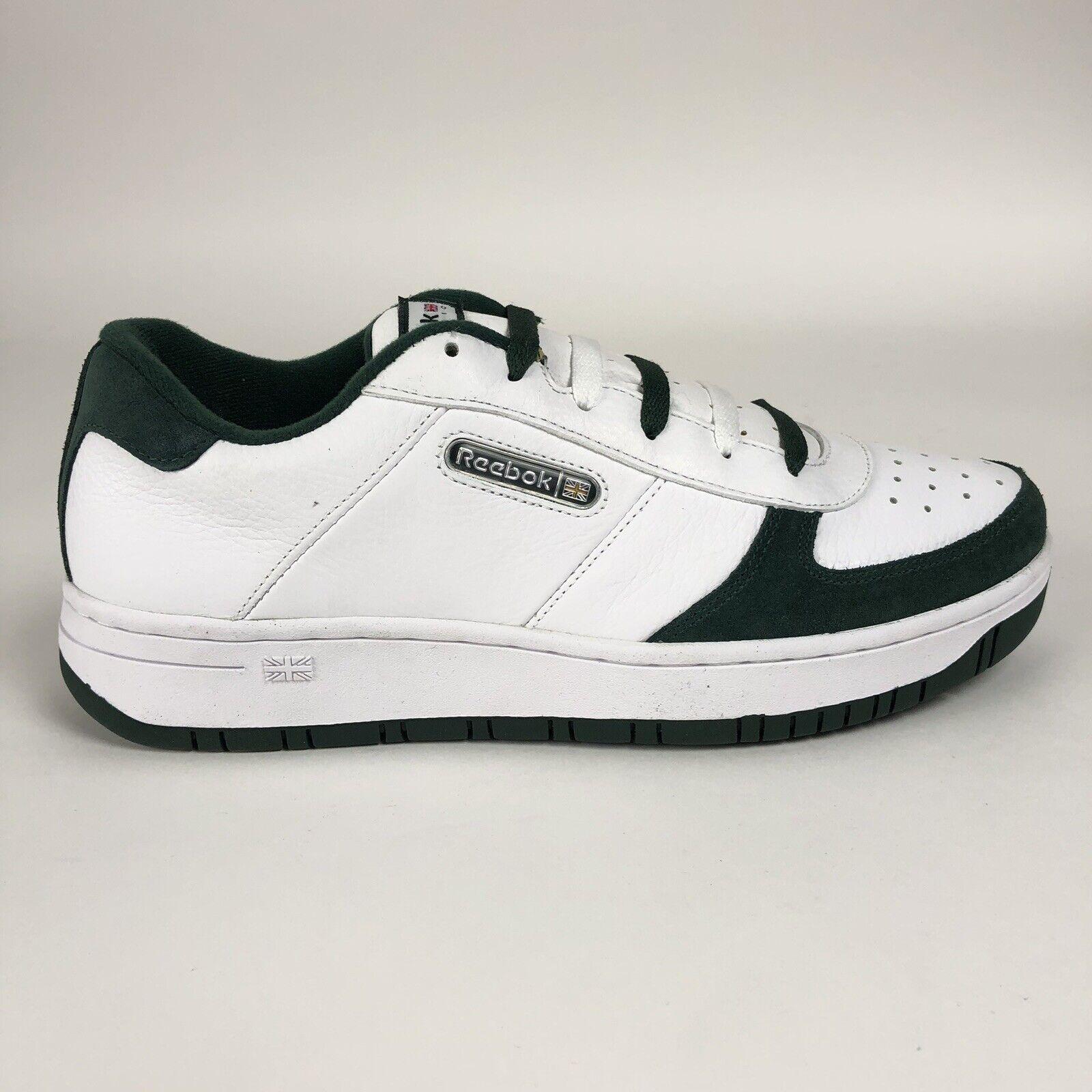 Reebok Classic Amaze bajo Edición Especial Zapatos para hombre 9.5 Bosque verde 4-93817