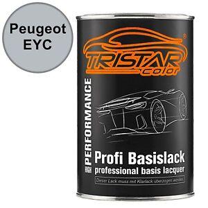 Autolack-Set-Dose-Peugeot-EYC-Gris-Quartz-Metallic-Platinum-Grey-Metallic-1-0L