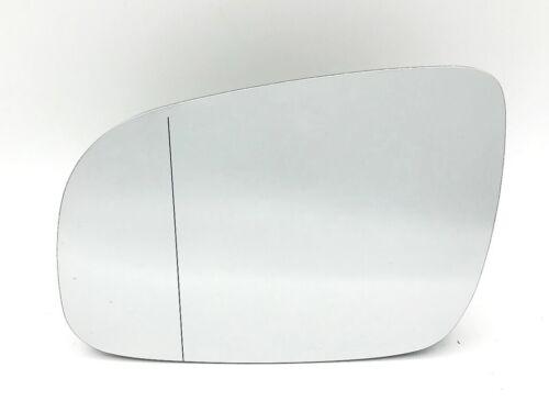 Spiegelglas Spiegel Außenspiegel Glas links Asphärisch beheizbar Polo 6N2 Lupo