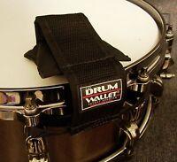 Drums The Drum Wallet Ez On/off Muffler / Dampener For Snare Drums And Toms
