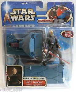Star-Wars-Attack-of-the-Clones-Darth-Tyranus-Force-Flipping-Hasbro-2002-New