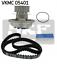 courroies pour refroidissement SKF VKMC 05401 Pompe à eau