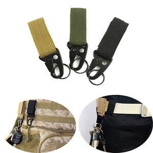 Crochets-Metalliques-Accessoires-Tactique-Sac-a-Dos