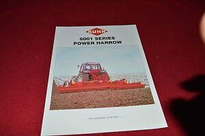 Kuhn-6001-Series-Power-Harrow-Dealers-Brochure-LCOH