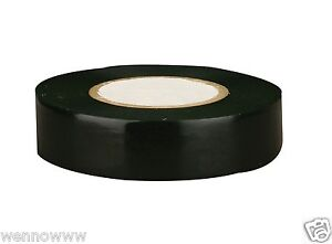 General Purpose Vinyl Electrical Tape  Each Roll 0.71 × 50 ft Black