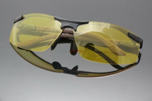 High-end night vision driving glasses polarized aviator police glasses #6 BF