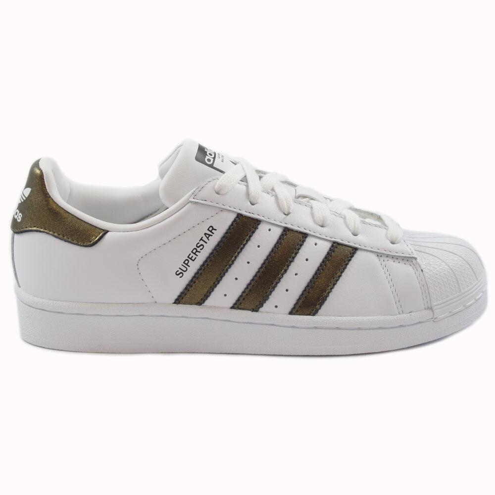 ADIDAS scarpe da ginnastica Donna Superstar ftwwht cnero cnero b41513