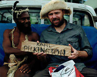 Karl PILKINGTON An Idiot Abroad Moaning of Life SIGNED Photo AFTAL Autograph COA