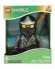 COLE ALARM CLOCK ninjago lego MISB legos NEW minifigure minifig black ninja